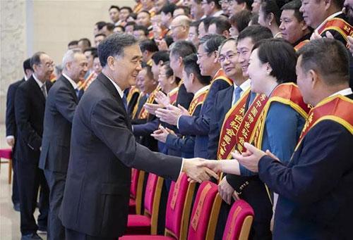 万博手机客户端登录董事长张之一被评为优秀中国特色社会主义事业建设者